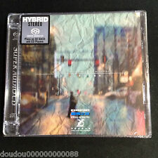 Wong Kar Wai My Blueberry Nights Soundtrack Hybrid SACD CD NEW Limit No. Japan