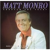 Matt Monro - Through the Years/ORIG EMI RECORDINGS