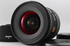 【AB Exc+】 SIGMA 10-20mm f/4-5/6 EX DC HSM AF Lens for Nikon F From JAPAN #2327