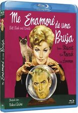 BELL, BOOK & CANDLE **Blu Ray B** James Stewart, Kim Novak