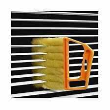 7 BRUSH VENETIAN BLIND SLAT CLEANER BLINDS DUSTER EASY CLEANING TOOL WASHABLE