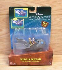 Disney's Atlantis The Lost Empire Kida's Ketak Toy w/ Sound By Mattel **NEW**