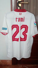 #23 RAMI, SEVILLA FC Match Worn PLAYER home shirt, Spanish LFP 2016-17