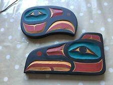 Chiltons Family Brian An Yaa Wooden Carvings