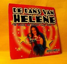 Cardsleeve single CD Meli Melo Ft Miss Sherida De Dans Van Helene 2TR 1997 House