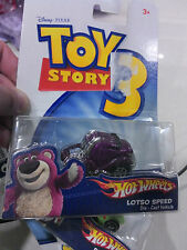 Hot Wheels TOY STORY 3 - Lotso Speed (1:64, Die-cast)