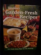 Taste of Home Garden-Fresh Recipes Cookbook