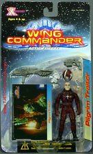 Pilgrim Traitor Wing Commander Series 1 Action Figure MOC 1999 X-Toys