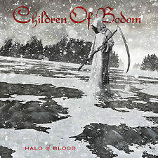 CHILDREN OF BODOM Halo of blood CD and DVD digipack brandnew release