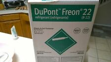 R22 Freon DuPont R-22 30 LB NEW SEALED  VIRGIN  FREON , PICK UP IN Ft Worth, TX