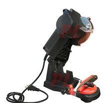 4200RPM Electric Chain Saw Sharpener Bench Grinder Chainsaw Grinder Bench Mount