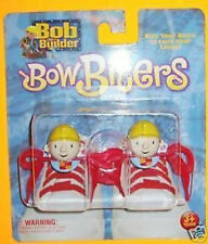 BOB THE BUILDER Shoe Lace Bow Biters