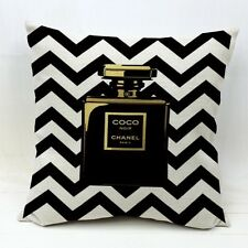 Cuscino Chanel Cuscini Copricuscino Coco Pillow Cushion profumo parfum girl hot