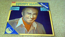 HENRY MANCINI THE THEME SCENE RCA VICTOR 1st US LP 1978 ARP SYNTH FUNK LISTEN
