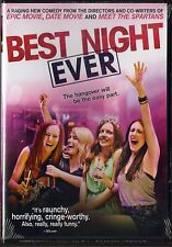 Best Night Ever (DVD, 2014) Las Vegas bachelorette party  COMEDY  BRAND NEW