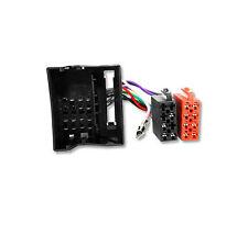 Radio Adapter für CITROEN C2 C3 C4 C5 C6 C8 ISO Autoradio Kabel
