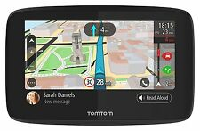 TomTom GO 520 with WiFi - Lifetime World Maps, Traffic, Handsfree NEW UK STOCK