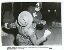 DICK PURCELL CAPTAIN AMERICA 1944 VINTAGE PHOTO ORIGINAL #4 MARVEL SERIAL R53
