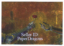 BOB EGGLETON - Metallic Storm Chase Card M5 - Asimov Chronicles