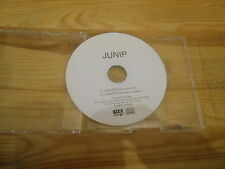 CD Indie Junip - Line Of Fire (2 Song) Promo CITY SLANG disc only