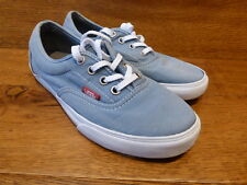 Vans Originals Blue Canvas Trainers Size 4 UK 36.5 EUR