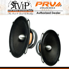 PRV Audio 69MR500PhP-4 6×9″ 500W 4-Ohm Midrange Midbass Car Audio Speaker (PAIR)