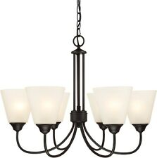 Hardware House 20-9717 Galveston 6-light Chandelier