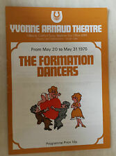 YVONNE ARNAUD THEATRE:  RICHARD GALE - JOHN WOODVINE in THE FORMATION DANCERS