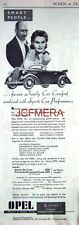 1937 OPEL 2.5L Foursome Drophead Coupe Motor Car ADVERT - Original Auto Print AD