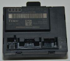 Original Audi Q7 4L A6 4F Unidad de control para Puerta Trasera Izquierda