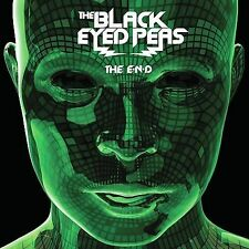 Fergie THE BLACK EYED PEAS The E.N.D. End SEALED CD will.i.am  USA SELLER