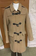 Vintage Women's Brooks Brothers 1818 Wool Coat Jacket Size 4 Antler Buttons