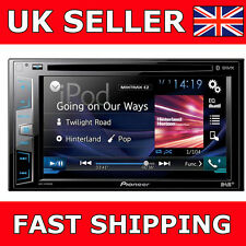 "Pioneer AVH-X490DAB Double Din DVD Stereo DAB Digital Radio 6.2"" Screen +Aerial"