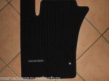 Mercedes Benz Original Kit Rips Alfombrillas Clase M W 163 Env.Orig. negro nuevo