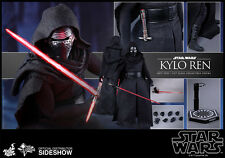 Hot Toys Star Wars Force Awakens KYLO REN 1/6 Scale MMS320