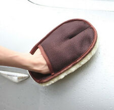 Best Super Soft Lambswool Car Wash Mitt Deep Pile Car Cleaning Glove Wash