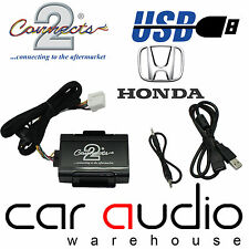 Connects2 CTAHOUSB001 Honda Civic 2001  USB & Aux In Car Interface Adaptor