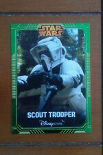 DISNEY store STAR WARS: il ritorno dello Jedi Edizione Limitata Carte-Scout Trooper