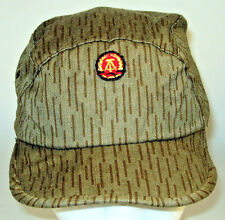 East German Germany NVA DDR Rain Drop Camo Field Hat Cap New Child Size
