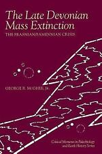 The Late Devonian Mass Extinction-ExLibrary