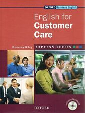 Oxford Business English Express Series ENGLISH FOR CUSTOMER CARE w MultiROM NEW