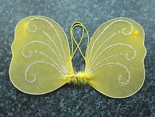 Small fabric fairy wings childrens fancy dress hen night party elastic butterfly