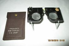 ORIGINAL WWII U.S. ARMY AIR FORCE STEREO CARD VIEWER