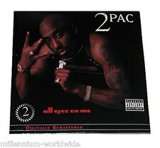 "SEALED & MINT - 2PAC - ALL EYEZ ON ME - 4 LP 12"" VINYL ALBUM - TUPAC SHAKUR"