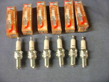 NEW JAGUAR 240 CHAMPION SPARK PLUGS SET OF 6 N-5C COPPER CORE