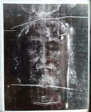 Shroud of Turin close up print