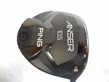 NEW PING ANSER 10.5* DRIVER PING TFC 800D REGULAR FLEX GRAPHITE SHAFT PING ANSER
