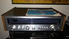 KENWOOD KR-4400 AM/FM  Stereo Reciever + Manual from 1976