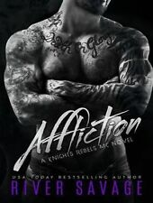 Knights Rebels Ser.: Affliction 2 by River Savage (2015, MP3 CD, Unabridged)
