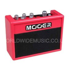 Mooer STT Super Tiny Twin Guitar Amp + FX Battery or Mains - Perfect for busking
